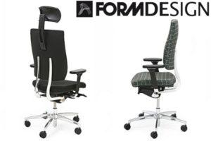 formdesign židle sona