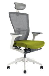 Kancelářská židle Merens white SP