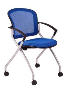Konferenční židle Metis OFFICE PRO na kolečkách
