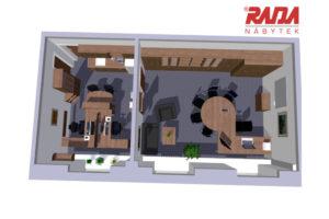 Návrh RADA nábytek 5
