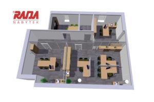 Návrh RADA nábytek 7