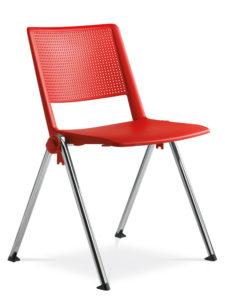 Plastová židle GO! 114