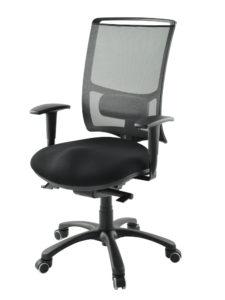 Ergonomická židle se síťí UNISIT
