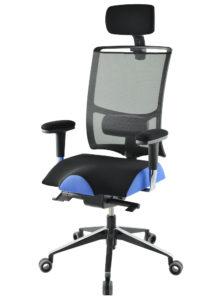 Ergonomická síťovaná židle Therapia iNET L