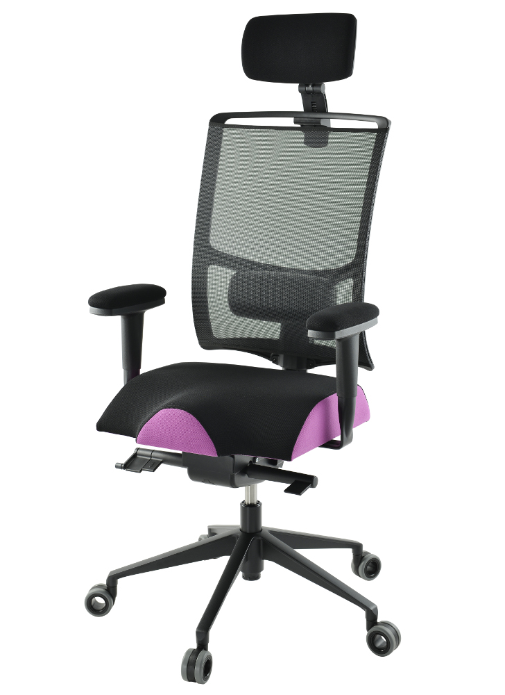 Ergonomická síťovaná židle Therapia iNET M