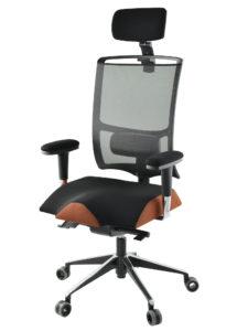Ergonomická síťovaná židle Therapia iNET XL