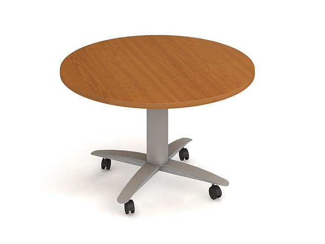Konferenční stůl mobilní na kolečkách MS 900 550