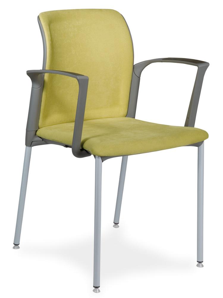 konferenční židle Class zelená