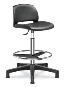 Židle Tecno 503 s kruhem