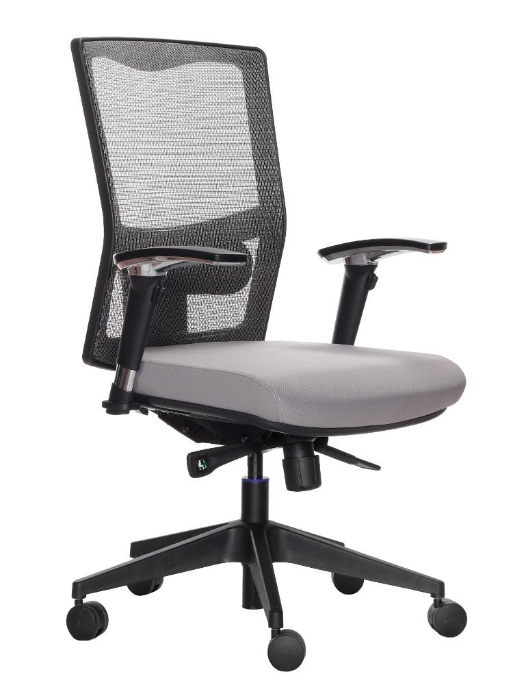 židle X5 se síovanou opěrou zad
