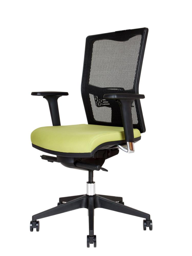 židle X5H se síovanou opěrou zad