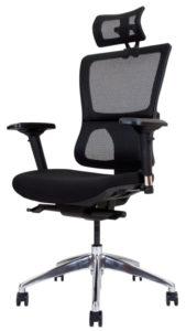 Kancelářská síťovaná židle X4