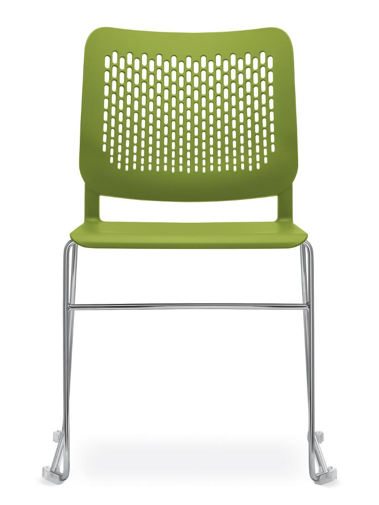 Plastová židle Time 160 přední pohled