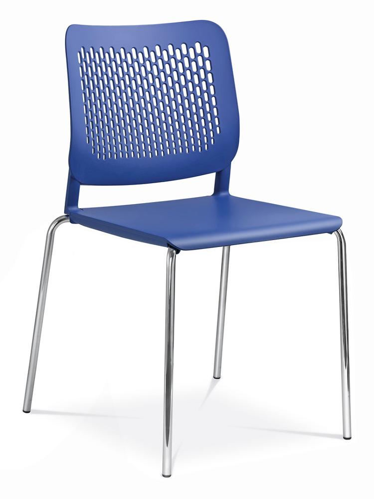 Plastová židle Time 170 modrá