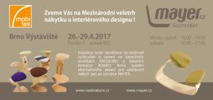 Pozvánka MAYER CZ na MOBITEX 2017