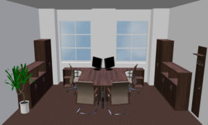 RADA NÁBYTEK návrh kanceláře 2